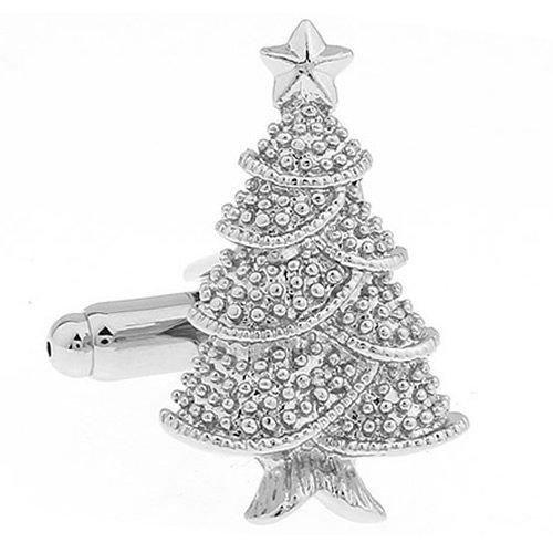 クリスマスツリー  カフス