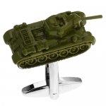 戦車 カフス