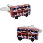 イギリス ユニオンジャック バス カフス