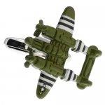 P-38 ライトニング戦闘機 カフス