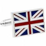 イギリス ユニオン 国旗 カフス