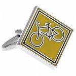 自転車 ロゴ カフス