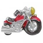 レッド アメリカン バイク SWANK ピンズ
