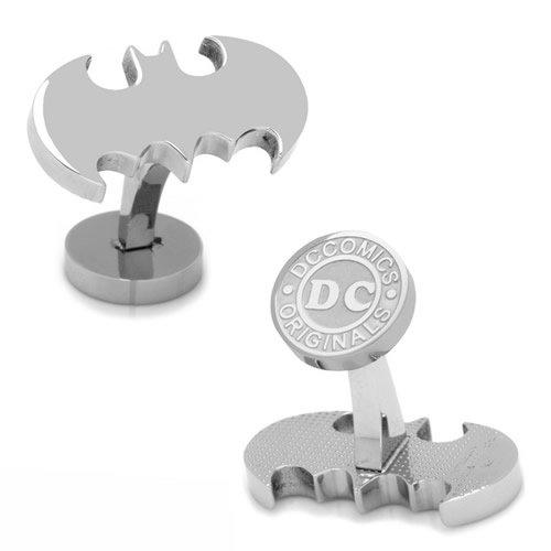 Batman バットマン ステンレススチール ロゴ カフス