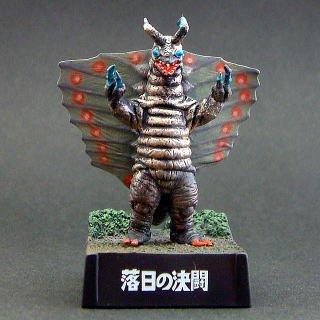 帰ってきたウルトラ怪獣名鑑2 落日の決闘「キングマイマイ」