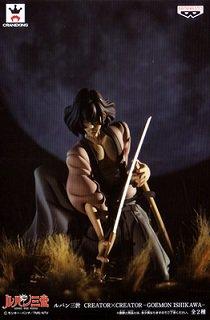 ルパン三世 CREATOR×CREATOR FUJIKO GOEMON ISHIKAWA(ノーマルカラー)