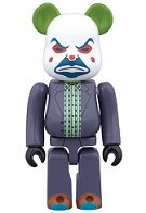 BE@RBRICK  THE JOKER(BANK ROBBER Ver.)