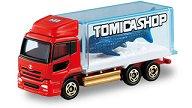 トミカショップ限定 トミカ「日産ディーゼル クオン 水族館トラック」