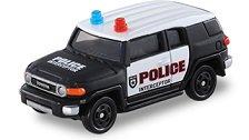 トミカ AEON チューニングカーシリーズ第28弾「トヨタ FJクルーザー POLICE仕様」