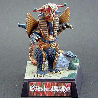 ウルトラ超獣名鑑(完) ピラミットは超獣の巣だ!「スフィンクス」