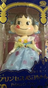 ペコちゃん人形 プリンセスペコちゃん