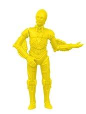 スター・ウォーズ キャップ & フィギュア「C-3PO」