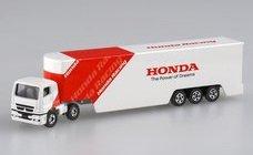トイザらス限定 ロングトミカ Honda レーシングトランスポーター