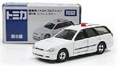 トミカ AEON限定 捜査用パトカーコレクション第5弾 「スバル レガシィ 」