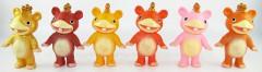 ブルマァク快獣シリーズ ちびブースカ(6個)