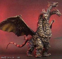 エクスプラス  東宝大怪獣シリーズ 「カイザーギドラ」