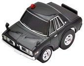 チョロQ zero 西部警察 セドリックGL 覆面パトロールカー