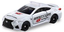 トミカ AEON チューニングカーシリーズ第33弾「レクサス RC F SUPER GT セーフティーカー(2015年開幕戦仕様…