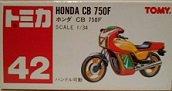 トミカ ホンダ CB 750F