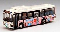 全国バスコレクション80 京成タウンバス おいでよ!葛飾こち亀ラッピングバス