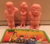 ガシャポン カメダス「屯田五目須・清正...