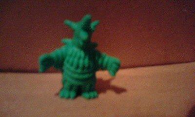 ファイヤーモンス(緑)
