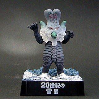 帰ってきたウルトラ怪獣名鑑3 20世紀の雪男「バルダック星人」