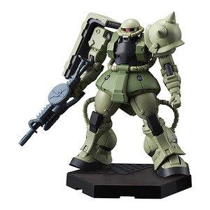 HG-MS機動戦士ガンダム「MS-06 ザクII」