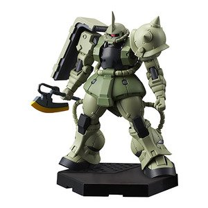HG-MS機動戦士ガンダム「MS-06 ザクII(隊長機ver.)」