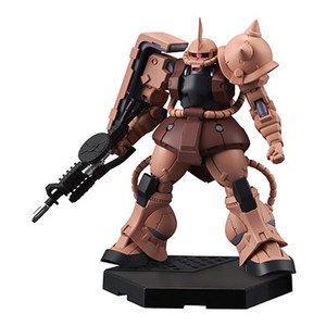 HG-MS機動戦士ガンダム「MS-06S シャア専用ザクII(マシンガンver.)」