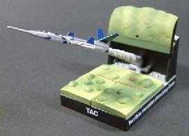 名鑑シリーズ ウルトラメカニックス 出動スタンバイ編「TAC タックファルコン」
