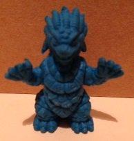 サラマンドラ(青)