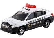 トミカショップ限定 トミカ スバル レガシィB4 パトロールカー(神奈川県警仕様)