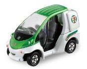セブン‐イレブンオリジナル トミカ トヨタ車体 コムス