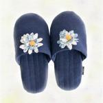 お花のルームシューズの商品画像