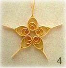 経木のオーナメント No.4の商品画像