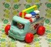USAビンテージ フィッシャープライス Milk Wagon