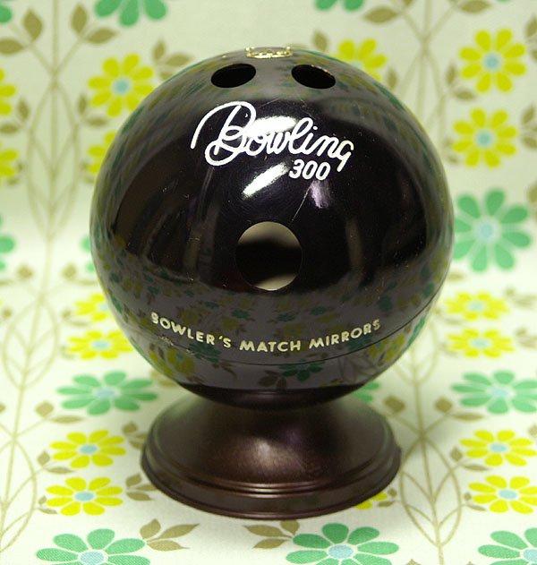 レトロポップ ボーリング ボールミラー