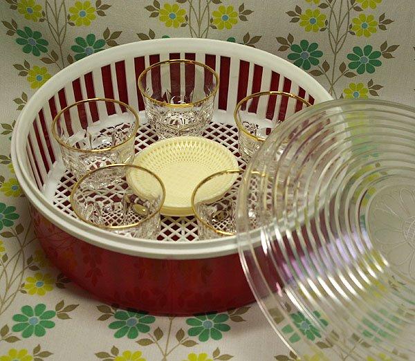 レトロポップ 冷茶碗 ホームセット