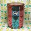 レトロポップ ニュートップ 4.5kg洗剤缶
