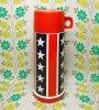 レトロポップ タイガー 魔法瓶 水筒 スター