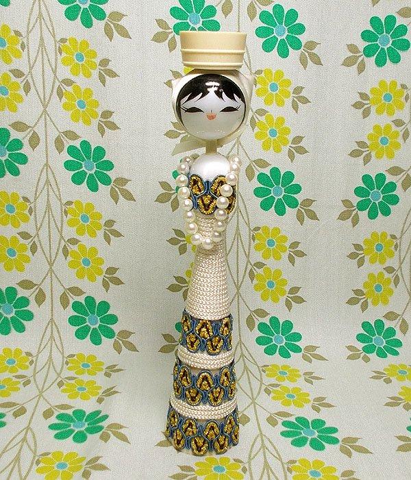 レトロポップ パール人形