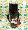 レトロポップ 魔法瓶 水筒 0.75L スーパーレディー ブラック