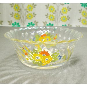 レトロポップ COOK MAMMY 花柄 デザートカップ