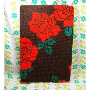 レトロポップ こたつ布団カバー 薔薇花柄