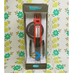 レトロポップ DYMO テープライター M-1585 赤