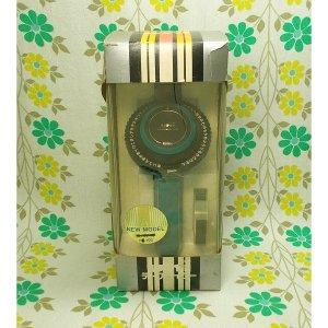 レトロポップ UNIテープライター R-103 青