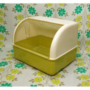 レトロプラスチック Hiマスコットボックス カーキグリーン