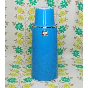 レトロポップ  保温水筒 タイガーピックボトル スポーティー 480ml ブルー