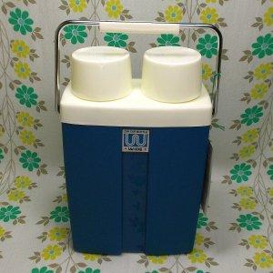 レトロポップ カーボトルワイド ツイン水筒